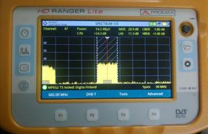 Promax hd ranger - Angelniemen Antenni