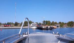 Venekäyttö Angelniemen Antenni