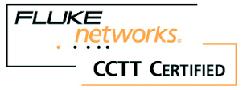 Fluke CCTT sertifioitu LAN kaapelointien testaaja